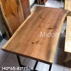 AA002 原木松木桌板