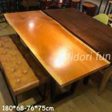 AA020 原木松木桌板
