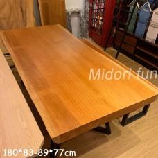 AA025 原木松木桌板