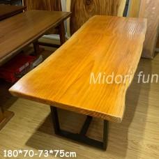 AA057 原木松木桌板