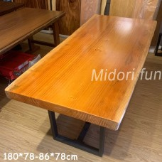 AA059 原木松木桌板