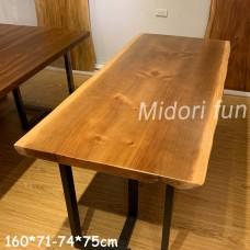 AA069 原木松木桌板