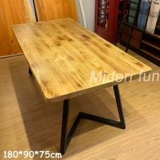 AB035 直拼松木桌板