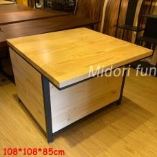 AB038 直拼松木吧檯櫃