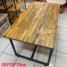 AF008 指接柚木桌板