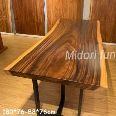 AK022 原木胡桃木桌板