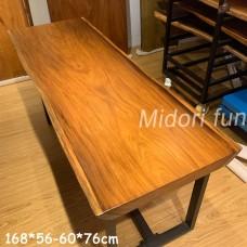 AM020 原木柚木桌板