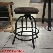 可調式圓椅
