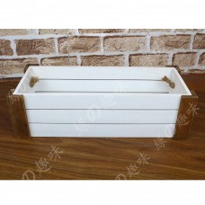 木製單格收納盒