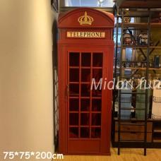 大型復古電話亭